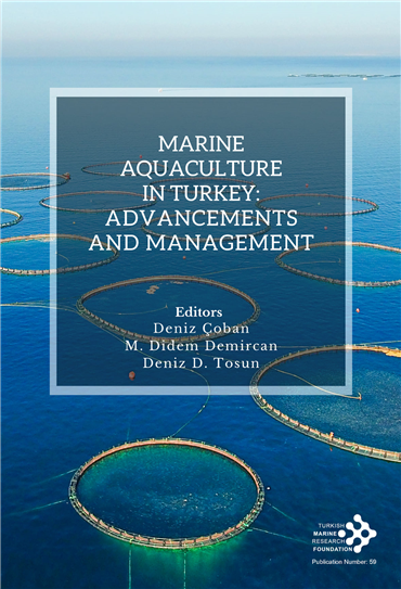 ''Marine Aquaculture in Turkey: Advancements and Management''' adlı kitap yayınlandı.
