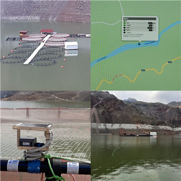Our Monitoring Systems Ispir Erzurum - Arkun Dam