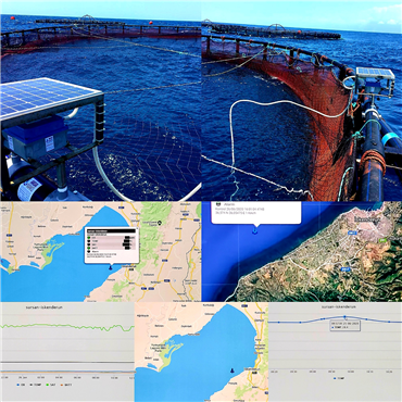 Our Monitoring Systems Sursan - Iskenderun / Mediterranean Sea