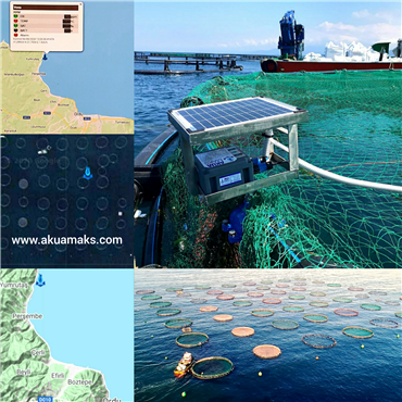 Our Monitoring Systems Vona - Persembe - Ordu / Black Sea